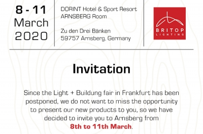 INVITATION 8-11.03. <br / > EXIBITION IN GERMANY - Miniature