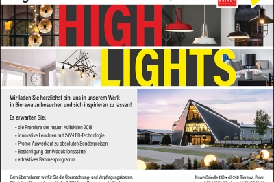 Lighting Open Days - Miniatur